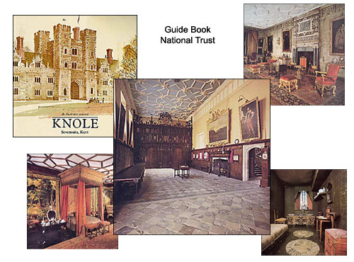 Knole, Sevenoaks, Kent, for The National Trust